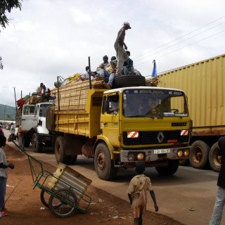 Central_African_Republic_-_Trucks_in_Bangui