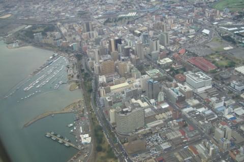 Durban_from_the_air