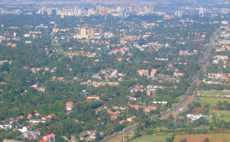 Nairobi_Aerial_Photo