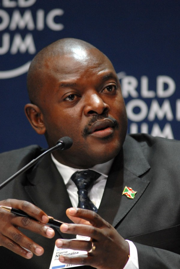 Controversial Burundi elections