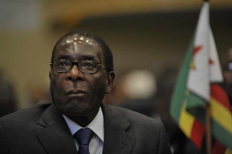 Zimbabweans scoff at rash Mugabe declaration on U.N.