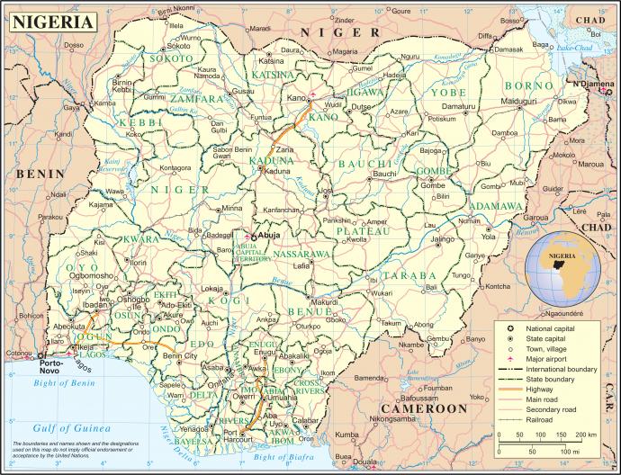 Un-nigeria