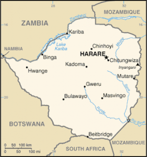 Zimbabwe-CIA_WFB_Map