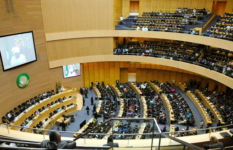 50th_Anniversary_African_Union_Summit_in_Addis_Ababa,_Ethiopia