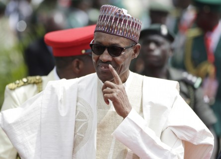 AP File Photo Buhari Election