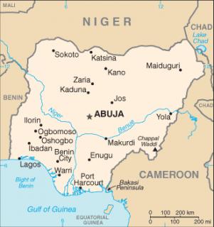 Nigeria-CIA_WFB_Map