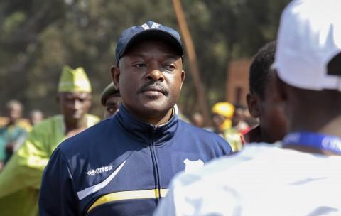 AP File Photo President Pierre Nkurunziza