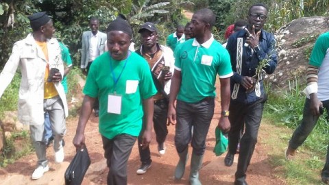 WISU Youths to Luh Forest