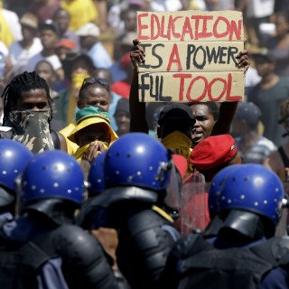 Escalating SA student protests close Pretoria, Witwatersrand campuses