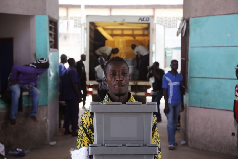 Cote d'Ivoire: hoping to sustain peace during elections