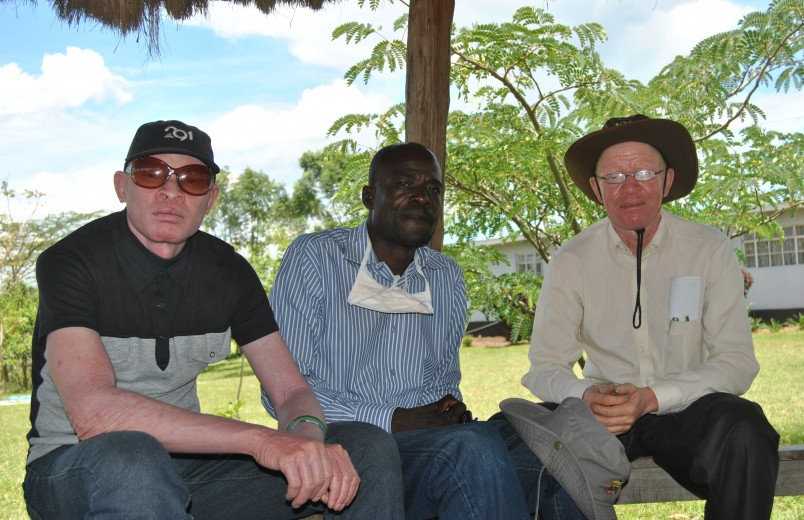 Elections in Tanzania spelling danger for albinos in Kenya