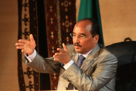 President Mohamed Ould Abdel Aziz (magharebia/Flickr)