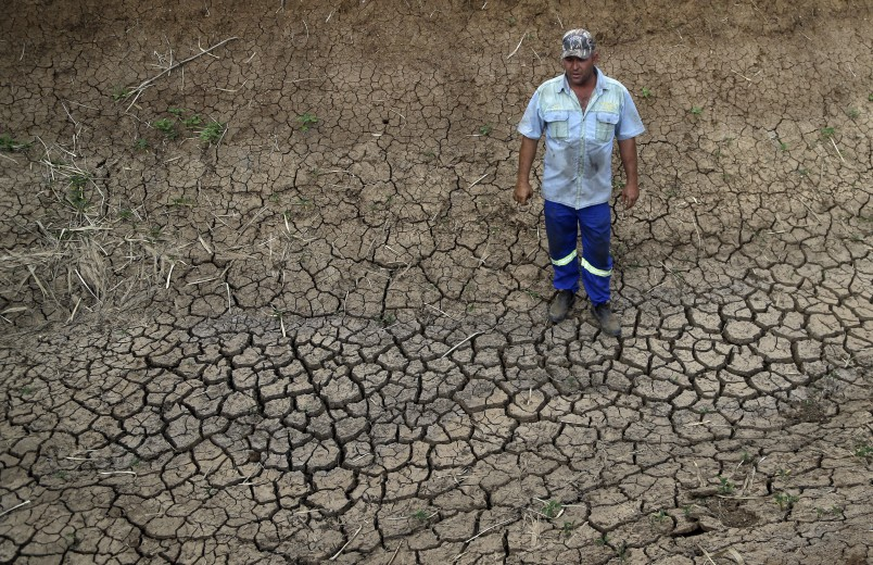 Zambia, SADC launch food aid in drought-stricken south