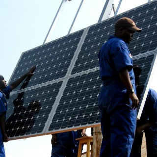 Addressing clean energy needs in Africa – solar power