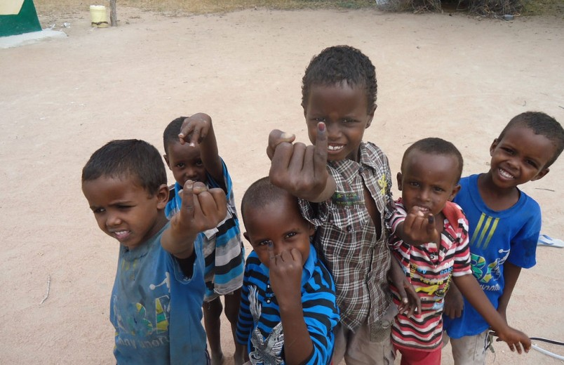 Kenya: five-day campaign aimed at eradicating polio