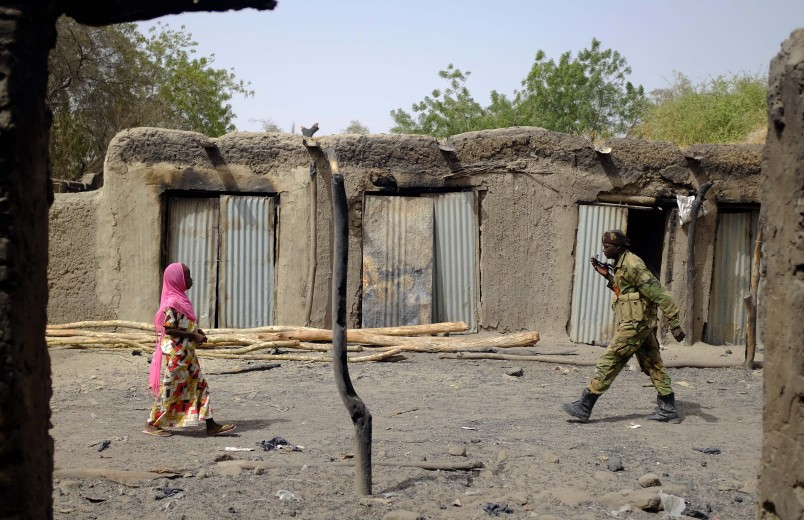 Suspected Boko Haram attack in Chad