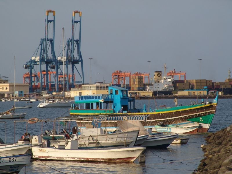What does China's new naval base mean for Djibouti?