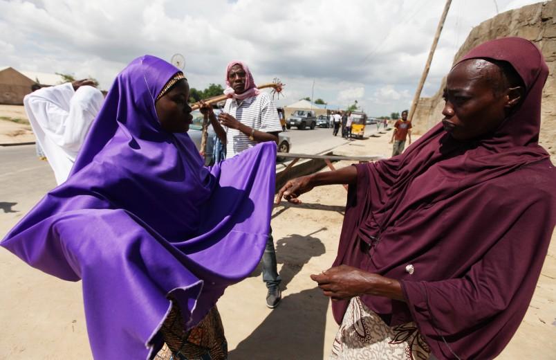 Will Buhari ban the veil?