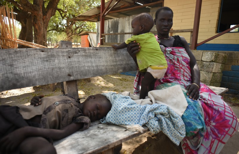 "UN ""should place an arms embargo on South Sudan"""