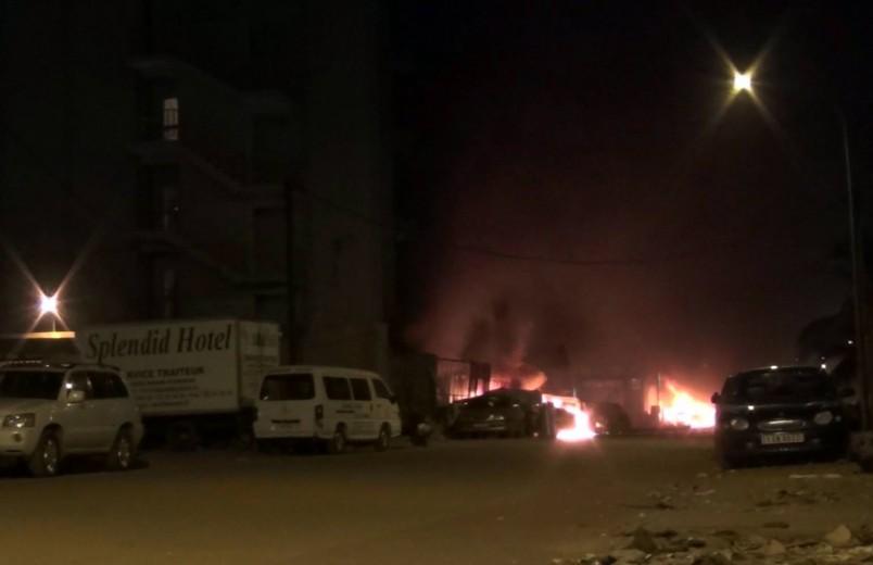 Attack in Burkina Faso
