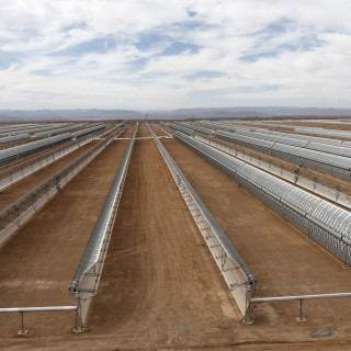 Morocco's solar power gamble