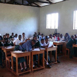 Free education in Tanzania