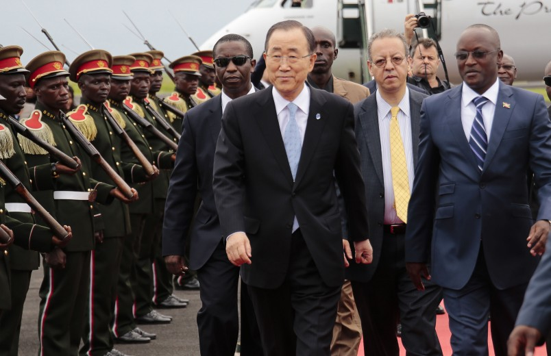 UN investigators sent to Burundi
