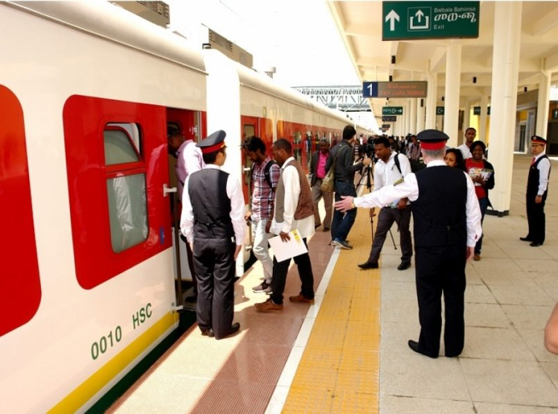 Djibouti-Ethiopia rail runs set for October start
