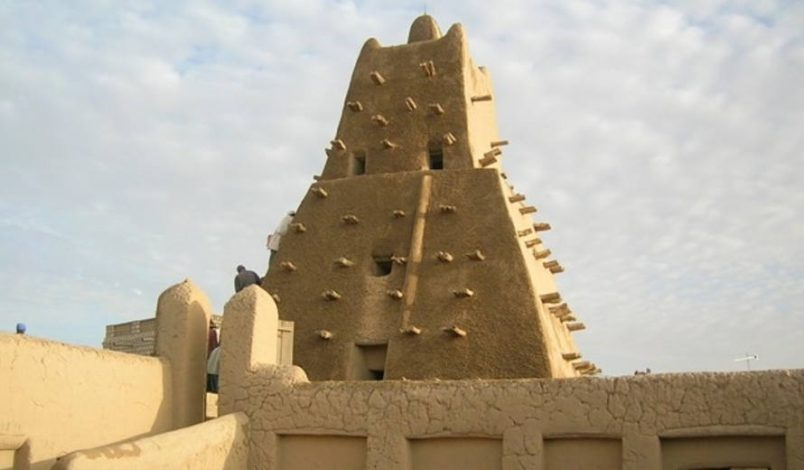 Mali dedicates restored UNESCO mosque at center of ICC case