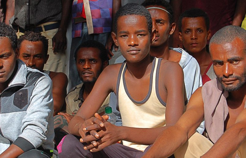 Djibouti overwhelmed by migrants from Yemen