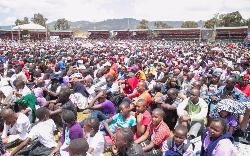 Kenyatta: Prison release makes room for corruption arrests