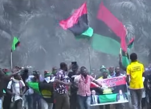Nigeria: Deaths reported as Biafran activists' Trump celebration turns violent