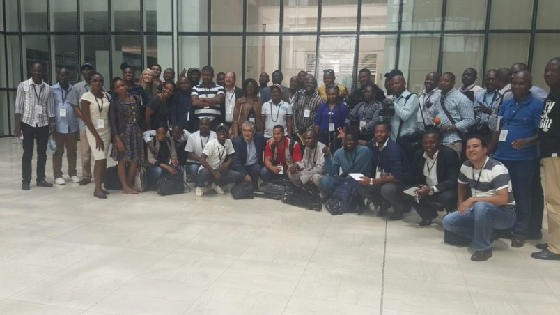 African journalists continue the climate fight at home after #COP22