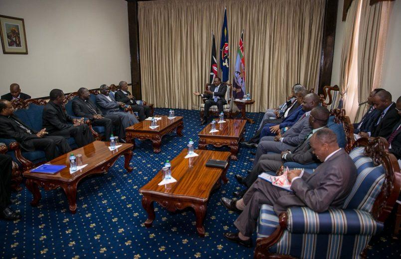 Bishops praise Kenya's decisions on death sentence, prisoner release