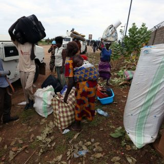 Six humanitarian aid workers killed in South Sudan ambush
