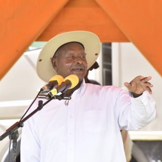 Uganda's Museveni calls for AU 'Monroe Doctrine' to stop interventionism