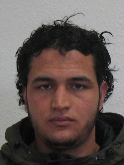 #Tunisian wanted in truck terror attack on Berlin Christmas market