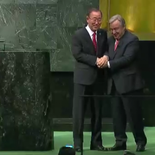 New UN Secretary General: Fear is driving decisions across the globe