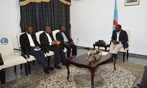 Kabila government dismisses CENCO opinion on PM selection process
