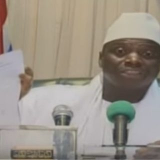 The Gambia's #Jammeh reverses course, refuses Barrow election victory