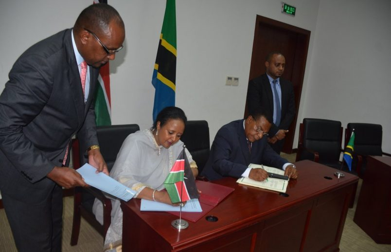 Tanzania says it will back Kenyan in race for AU Commission chair