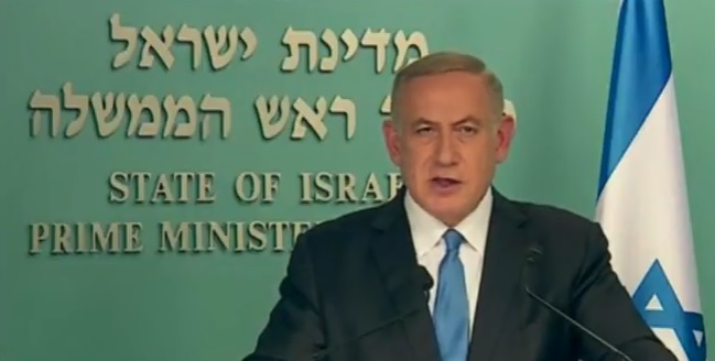 Netanyahu slams U.S. after Kerry speech on peace process, UNSC resolution