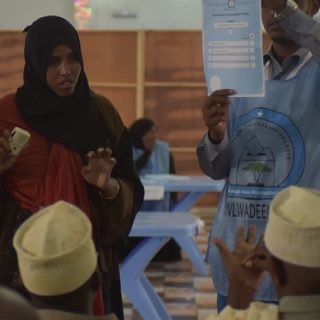 Report: Delegates killed as Somalia struggles to meet election deadlines