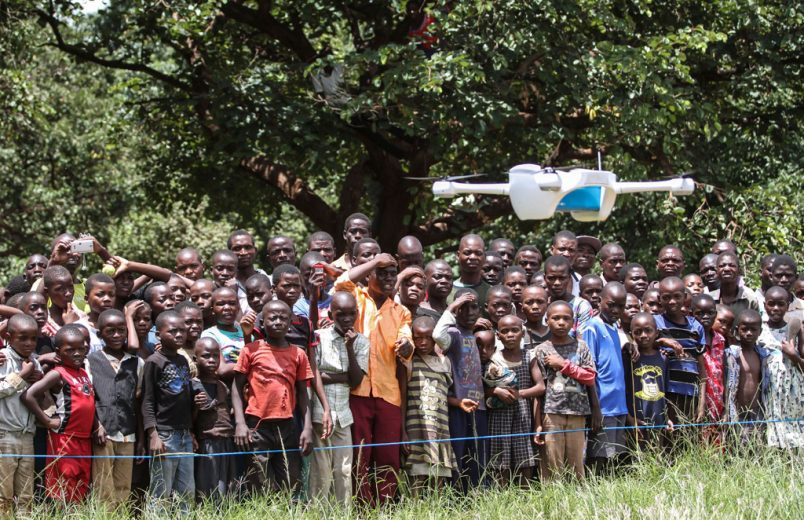 Malawi partners with UNICEF to launch humanitarian drone program