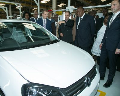 Kenyatta welcomes return of #Volkswagen production to Kenya