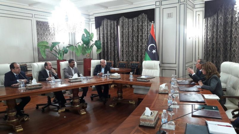 Envoy appeals to Tripoli militia groups to end deadly street battles