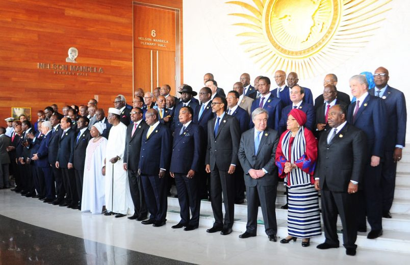 SA balks, Kenya sulks over Sahrawi issue as Morocco celebrates AU return