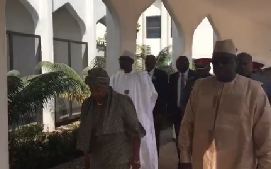 Buhari, ECOWAS team prepare for next meeting with The Gambia's Jammeh