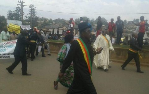 Cameroon: New 'ghost town' strikes called; reports of violence