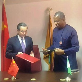 China plans $40 billion in Nigerian investments; One China policy reaffirmed
